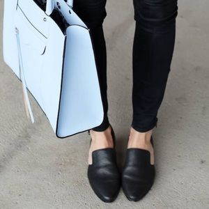 Madewell Vivian D'Orsay Loafers